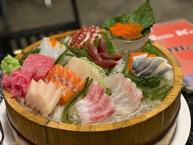 日本人駐在員から愛されるすしコ(Sushi Ko)ベトナム人経営による名店!