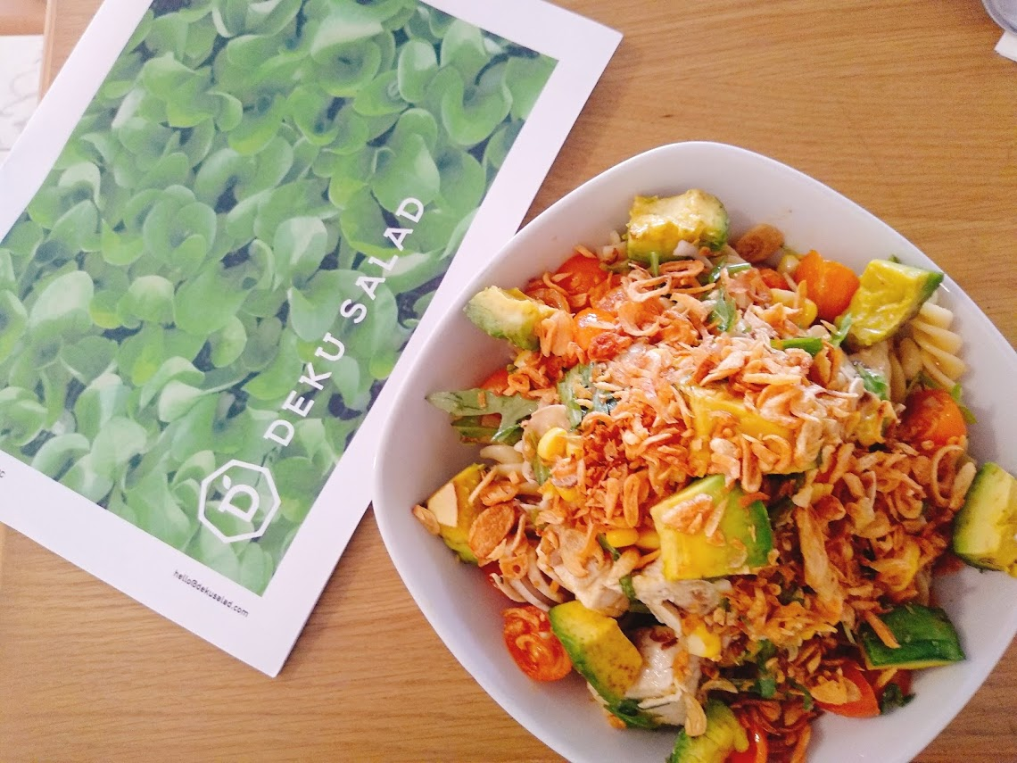 ホーチミン、2区に住む欧米人にも人気!DEKU SALADでダラットの野菜を
