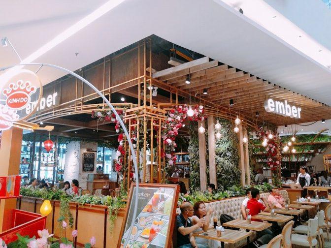ベトナム人客が絶えない理由は?日本人経営のカフェビストロ『ember』【潜入レポート】