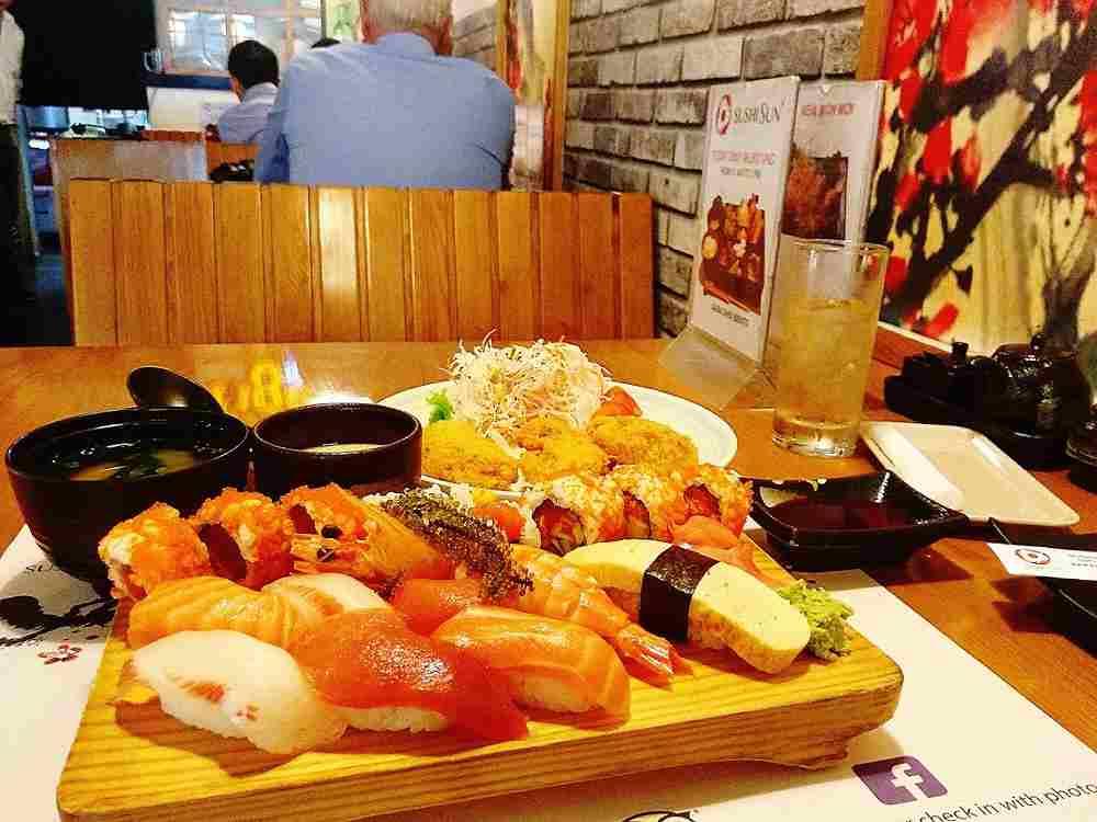 TripAdvisorで1位も獲得!ターゲットは日本人以外!?『Sushi Sun』【潜入レポート】