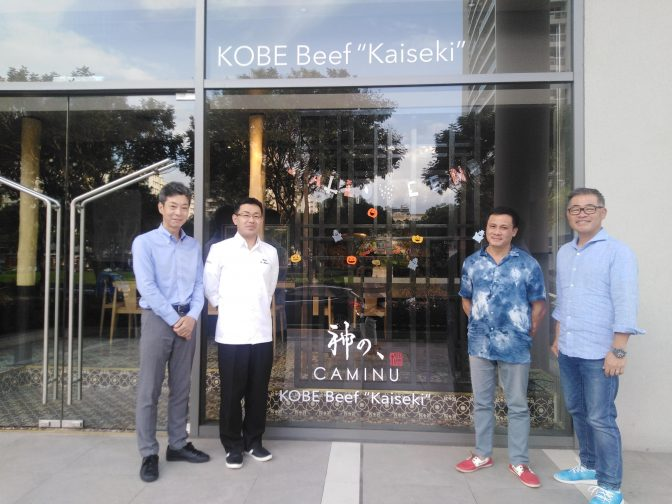 KOVE BEEF をVIETNAMで味わう|神の~ Caminu ~インタビュー