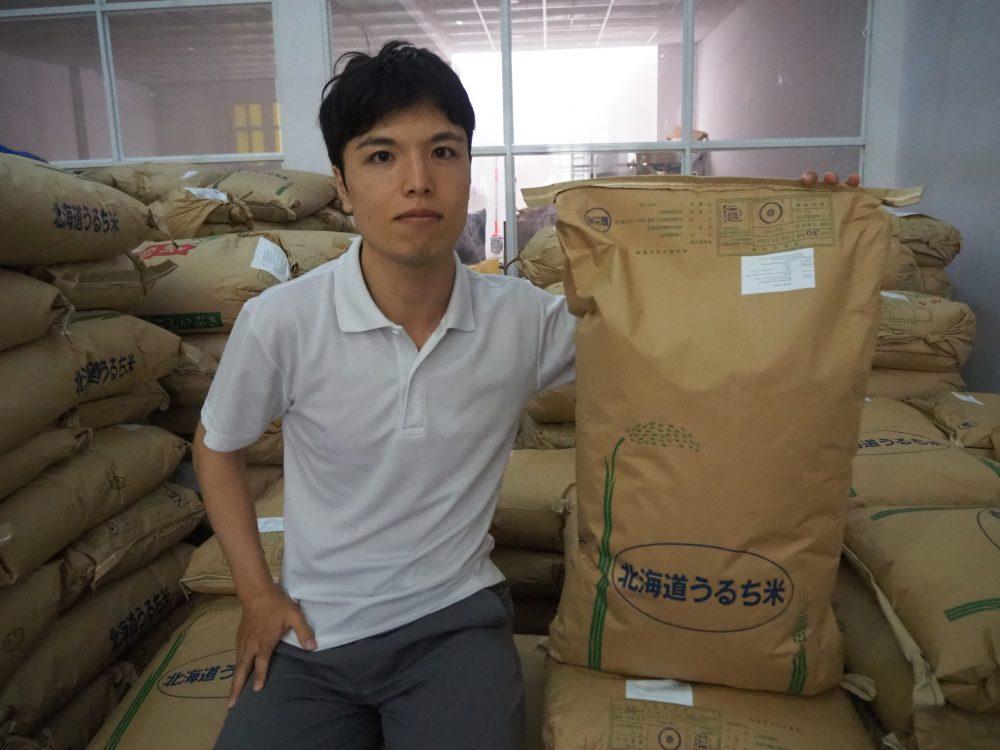 ベトナム、ホーチミンで日本産米を提供する【俵屋】米の美味しい食べ方とは!