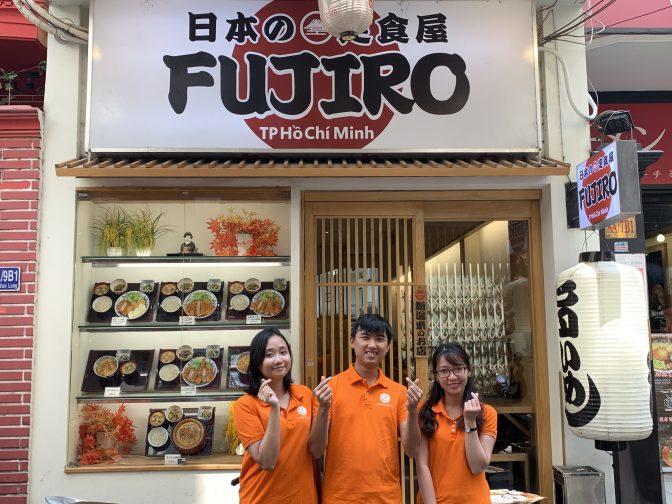 外国人が好きな日本食2020|海外・ホーチミン・ランチ|FUJIRO編